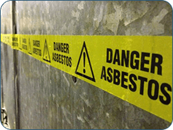 The dangers of asbestos after a flood