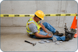 Injuries and Accidents at work, the Statistics