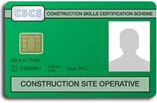 Construction Skills Certification Scheme (CSCS) Courses in Liverpool
