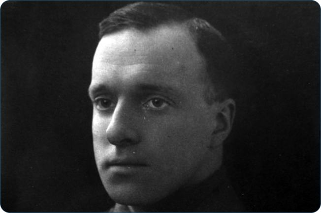 Noel Chavasse was not a frontline soldier but he served as a medical officer