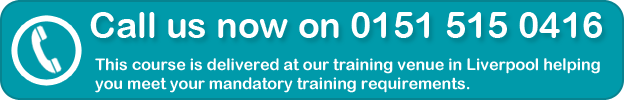 CITB Open Courses delivered directly in our training centre in Liverpool.