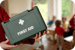 This Paediatric First Aid Training course meets Ofsted requirements for Registered Childminders and the requirements for Nannies under the DfES Approved Carers Scheme.