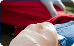 Emergency First Aid at Work (EFAW) training in Liverpool