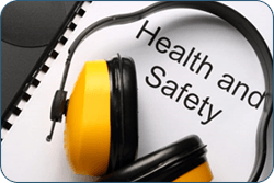 Health and safety legislation places duties on employers for the health and safety of their employees and anyone else on the premises.