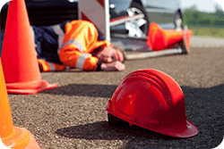 Reducing accidents in the workplace