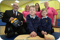 The Government has announced that defibrillators are to be installed in all childcare settings
