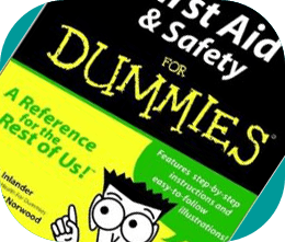 First aid is not about dummies