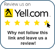 Please feel free to leave us a review on Yell.com