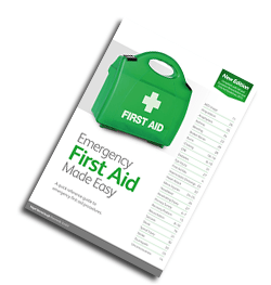 FREE first aid manual First Aid Courses Wallasey