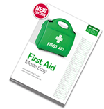 Free First Aid Manual for all delegates attending our First Aid Courses in Southport