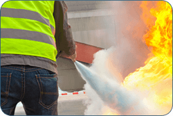 Fire Warden Training Wigan for all business sectors in and around the Wigan area