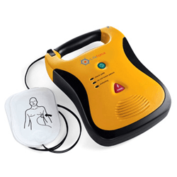 Automated External Defibrillators (AEDs) to be included in all First Aid Training