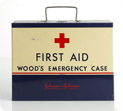With the first aid kit celebrating its 128th birthday this year, let's take a look at how they were developed and how they have become so popular in such a short amount of time.