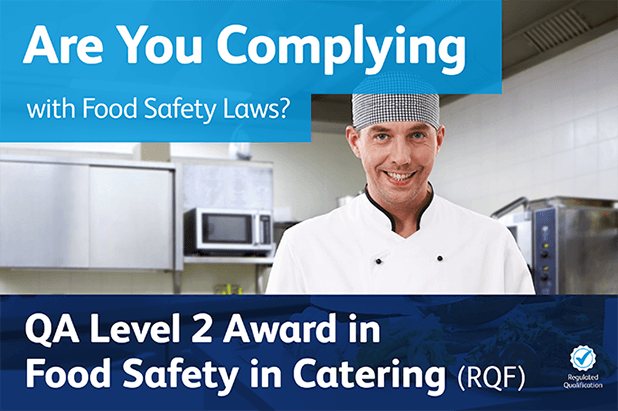 Food Safety in Catering Level 2 Training