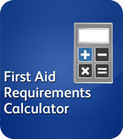 First Aid Requirements Calculator