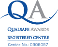 Liverpool Training Solutions is approved by Qualsafe Awards - Registered Centre No. 906087