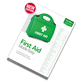 Free First Aid at Work Training manual for all delegates attending this First Aid Course